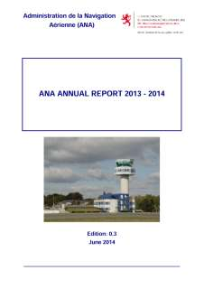 ANA Annual Report 2013-2014