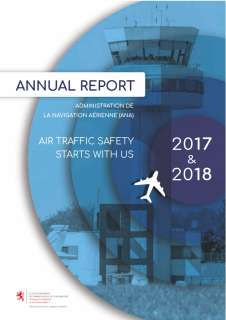 ANA Annual Report 2017-2018